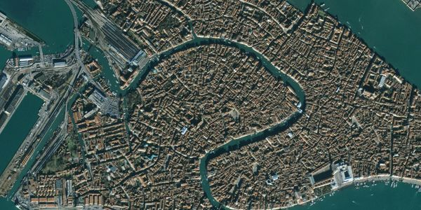 Satellite Pictures Of Cities Around The World - Geography Quiz