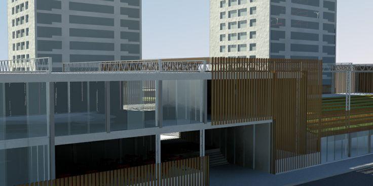 Proyecto arquitectónico en chile 1