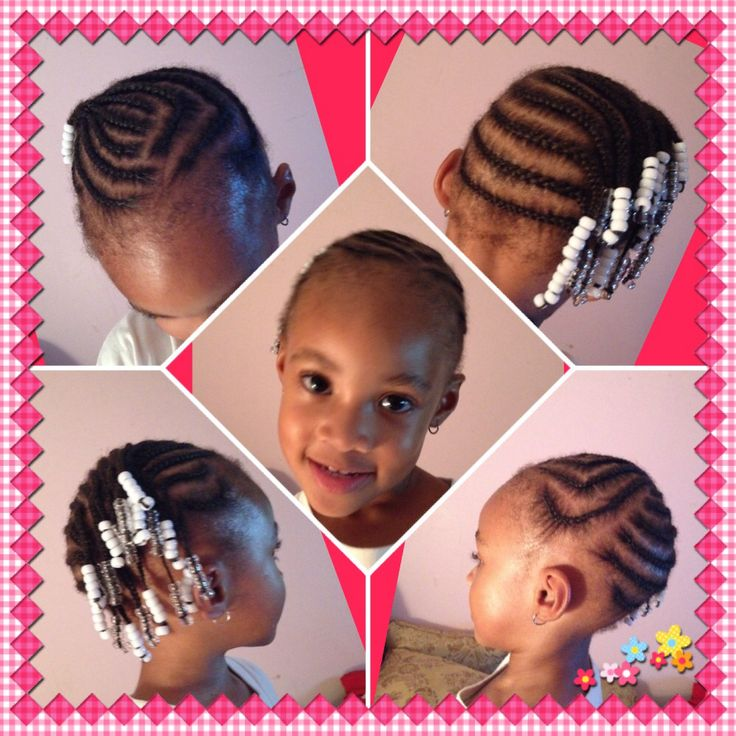 Toddler braids