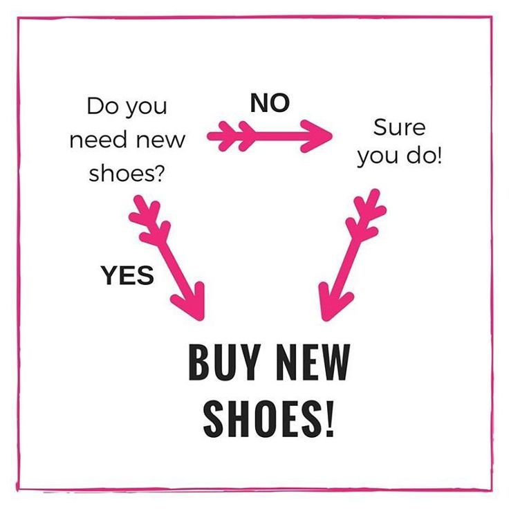 We put together this little flow chart to help you prioritise.  #EvansShoes #Shoes #Shop #ShopLocal #SureYouDo #Priorities