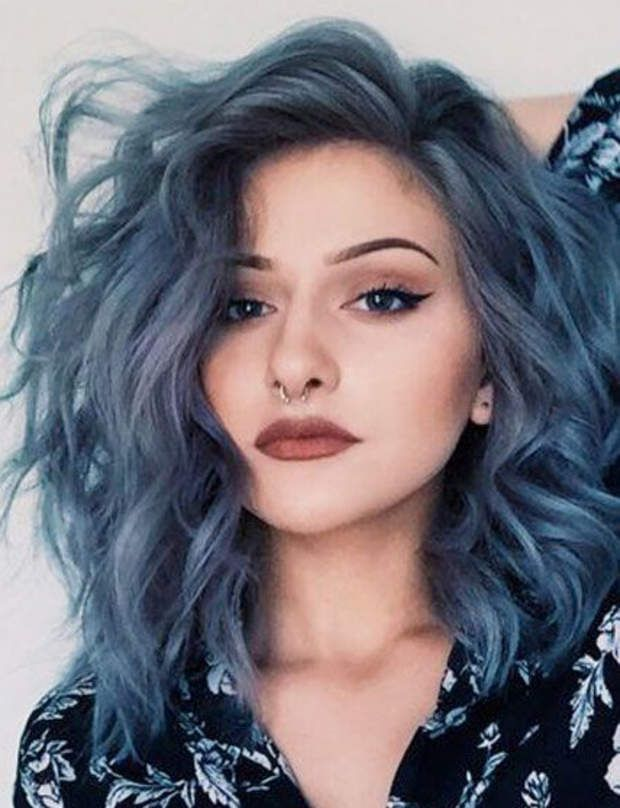 17 meilleures id es propos de cheveux violet fonc sur pinterest cheveux violets cheveux. Black Bedroom Furniture Sets. Home Design Ideas