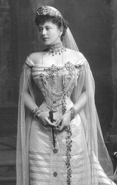 Наталья Александровна Пушкина-Дубельт (младшая дочь А.С.Пушкина)