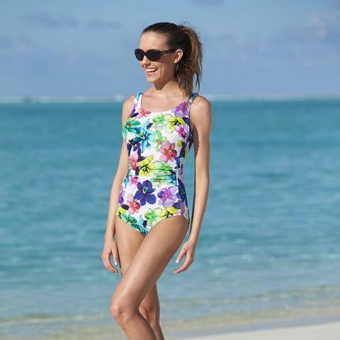 Silima Mila Mastectomy Swimsuit: 12, 18