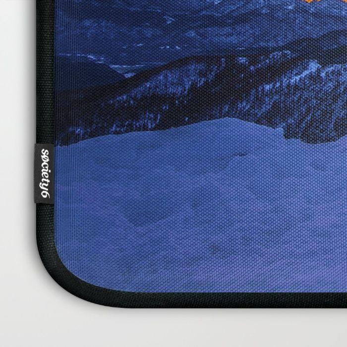 Warm Streak 2 Laptop Sleeve by Mixed Imagery | Society6