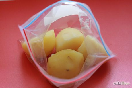 4 formas de congelar patatas - wikiHow