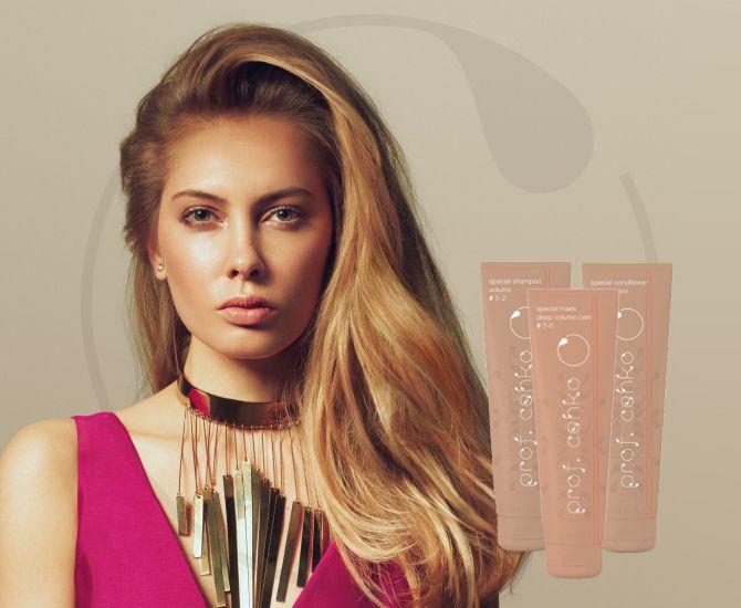 cleopatra secret cs2-Formel - Volumen und Pflege für feines Haar