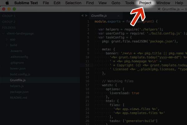 Útiles atajos y consejos para un flujo de trabajo más rápido en Sublime Text 3 - Envato Tuts+ Web Design Tutorial
