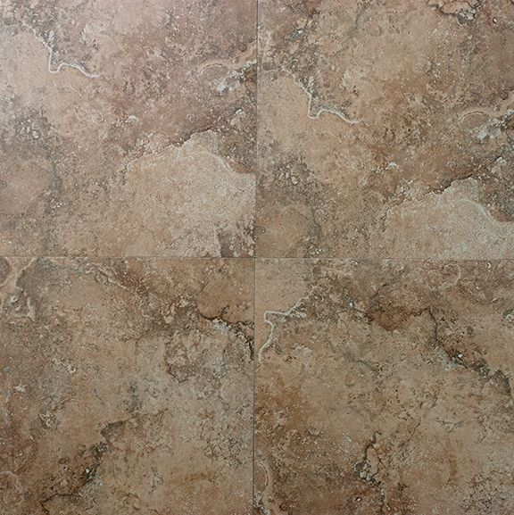 Luxor Glazed Porcelain 18x18 Tiles Clearance Item
