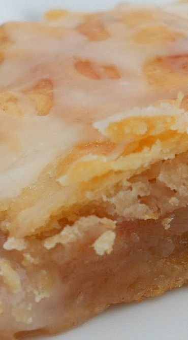 Apple Pie Bars {a family favorite!}