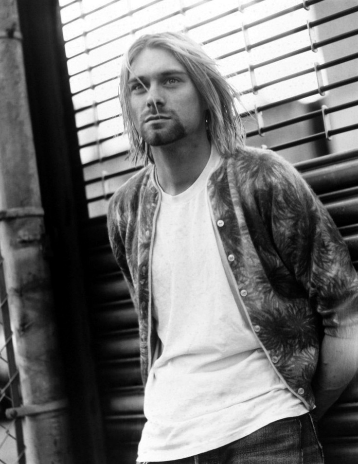 Kurt Cobain - died 19 years ago today. Hard to believe its been that long already. This picture graced my bedroom walls until a few months after his death. It took me about 12 years to be able to listen to nirvana again.