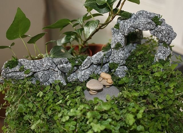 DIY domeček pro víly | Zepire | Handmade na prodej