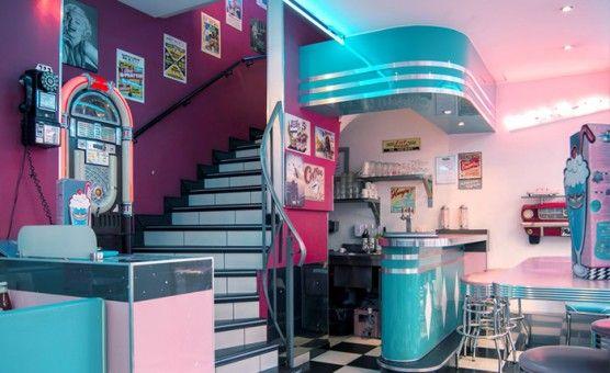 Avis sur le restaurant HD Diner à Paris sur lutetiaflaviae.com