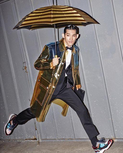 Style H Korea December 2014, by Kim Seung Won