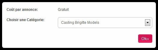 Participez à notre casting mannequin grande taille et gagnez un contrat d'1 an avec Brigitte Models, l'agence plus size n°1 en Europe