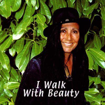 I Walk With Beauty CD by Julie Felix