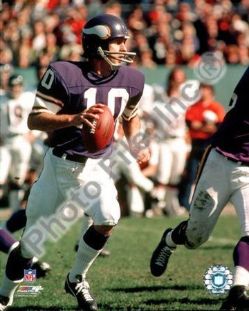 Minnesota Vikings - Fran Tarkenton