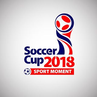 Soccer Cup Logo For World Cup Rusia | SangDes