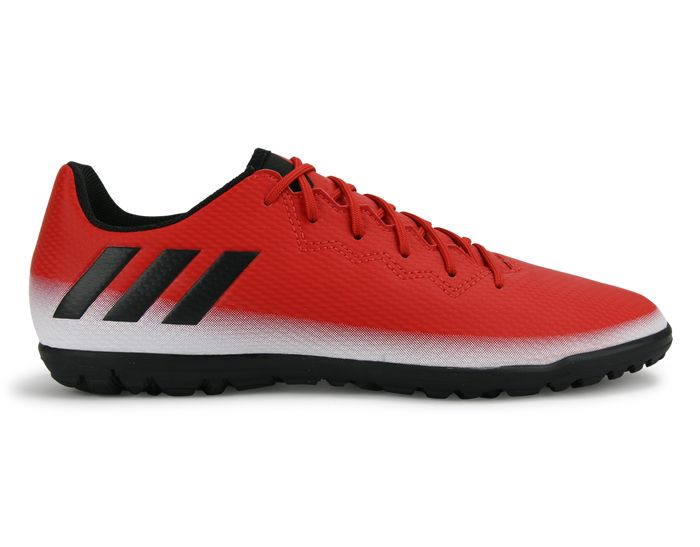 adidas Kids Messi 16.3 Turf Soccer Shoes Red/Core Black/White