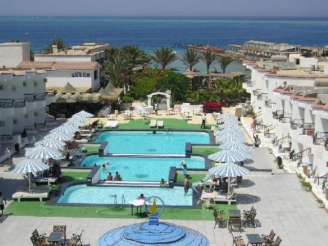 Fancy Book the Sand Beach Hotel Hurghada from only per person per night All Inclusive