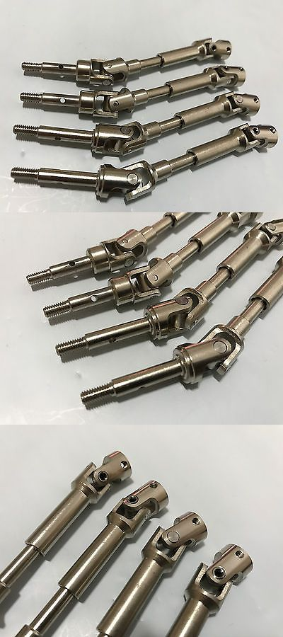 Transmission Clutches and Gears 182200: Super Duty Front And Rear Driveshafts Drive-Shafts Traxxas Stampede Slash Vxl 4X4 -> BUY IT NOW ONLY: $74.99 on eBay!