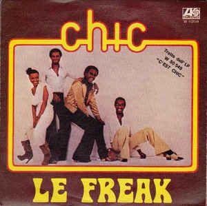 Image result for le freak chic