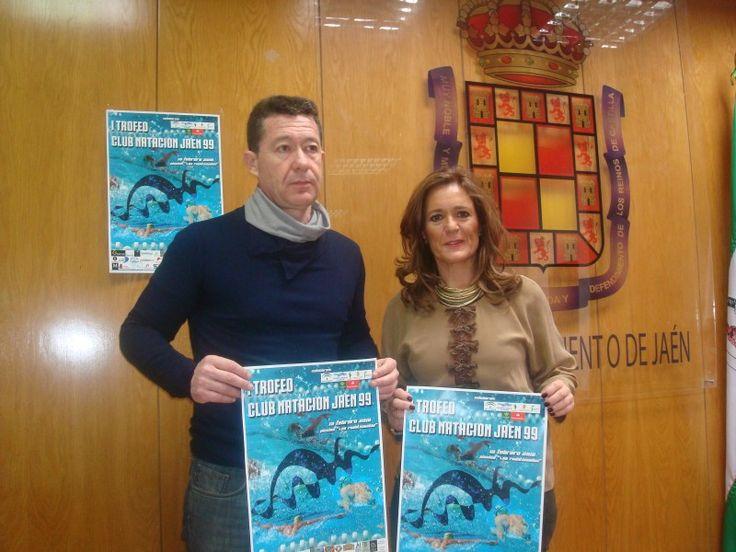 Más de 300 nadadores se darán cita en el I Trofeo Club Natación Jaén 99, este sábado