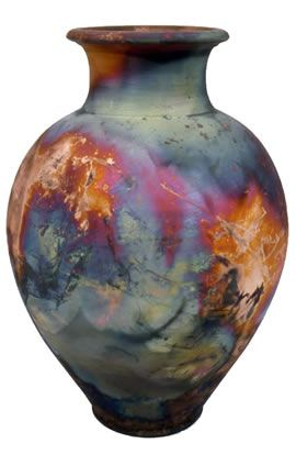 Raku Pottery Glazes | rakuyaki 樂 焼き or raku 樂 is a form of japanese pottery ...