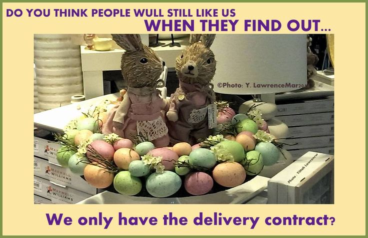 #Easter #funfact  The #eternal mystery  has been solved