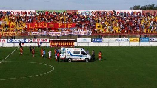 La Dirección del Hospital Escuela de Corrientes confirmó el fallecimiento del jugador de 27 años.