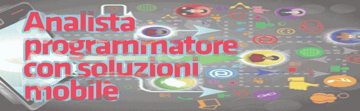 Banner Corso finanziato Regione Emilia Romagna Analista programmatore con soluzioni mobile