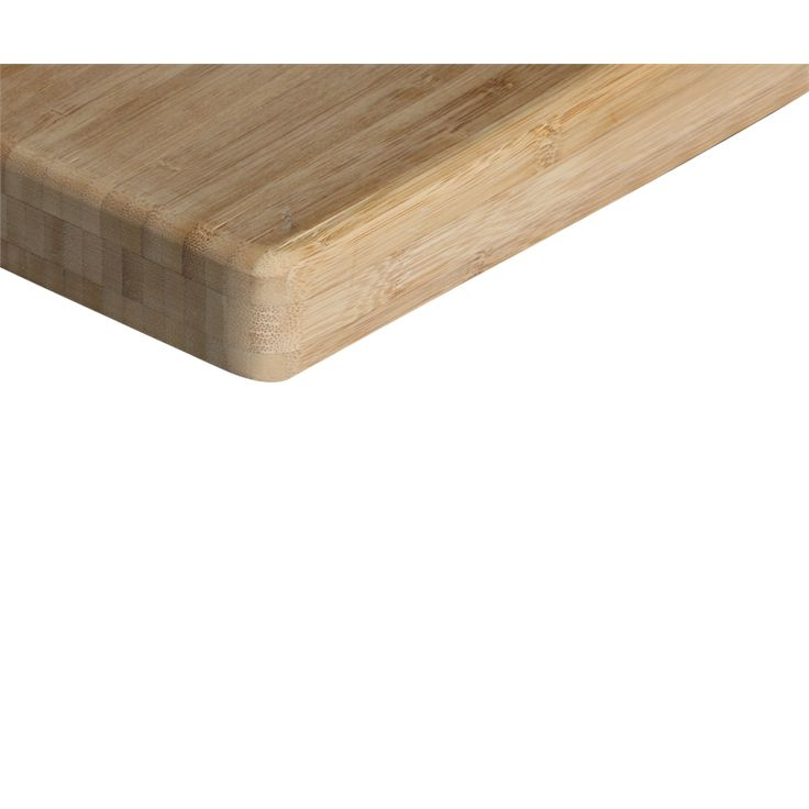 Kaboodle 2400 x 600 x 35mm Bamboo Benchtop from bunnings