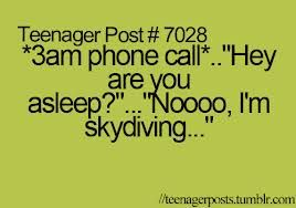 Teenager Post #7028