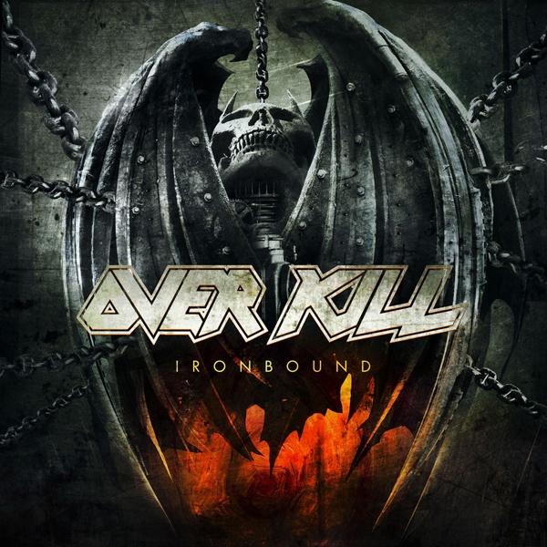 Overkill - 2010 - Ironbound ----