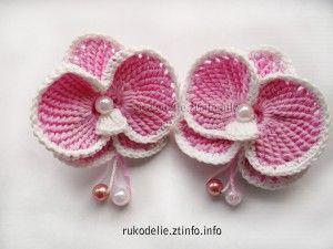 резинки-орхидеи