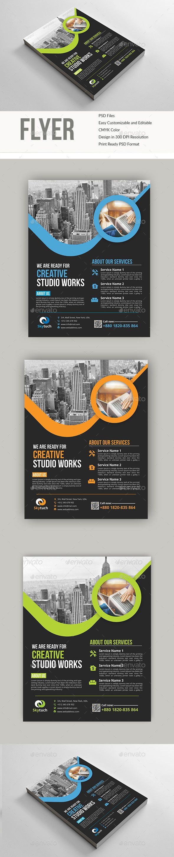 165 best flyer templates designs images on pinterest flyer flyer a great creative certificate template for creative person features easy to edit cmyk yelopaper Image collections
