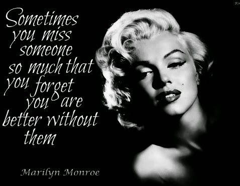 Besten  Monroe Zitate Ideen Auf Pinterest Zitate