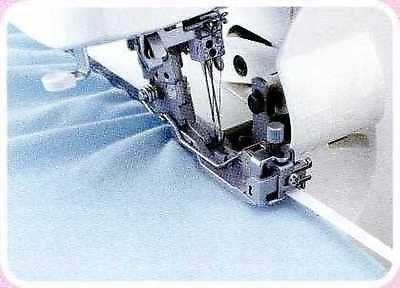 SET 3 PIEDINI PER TAGLIACUCI TAGLIA E CUCI JUKI BERNINA in Macchine per cucire | eBay