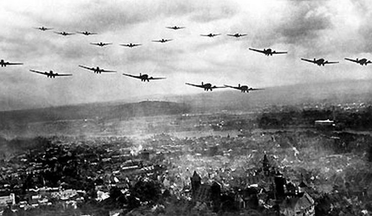 MessageToEagle.com – On Sep 1, 1939, Germany invaded Poland on land and from the…