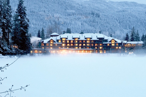 "Nita Lake Lodge offers avid skiers and boarders a ""season's pass"" with 10- and 20-night stays at significant savings."