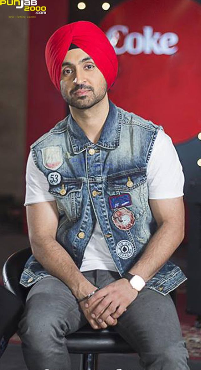 Punjabi Singer Diljit Dosanjh Signs Up As A Brand Ambassador For Coke India