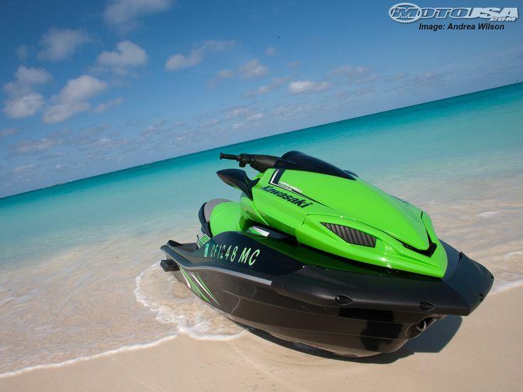 Kawasaki Jet Ski x2 with trailer =)