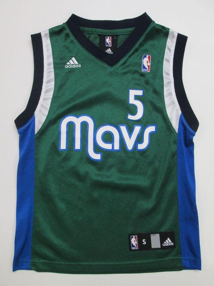 NBA Dallas Mavericks Josh Howard #5 Jersey by Adidas, Youth S (8)