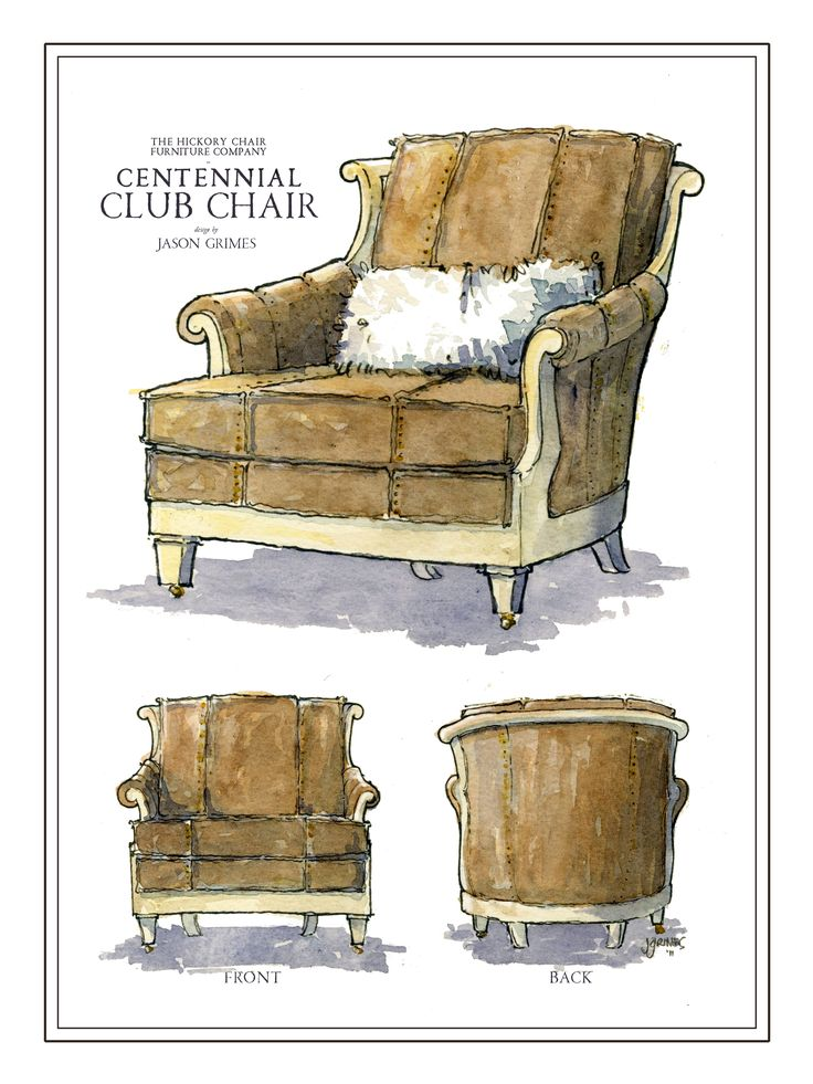 Hickory Chair Company Centennial