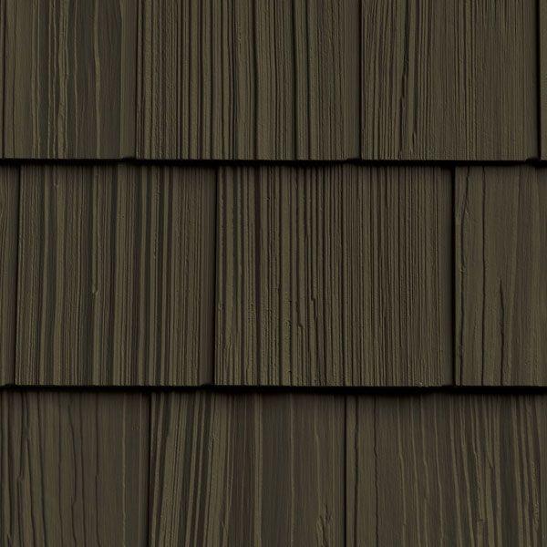 7 Inch W X 60 3 4 Inch L Exposure Vinyl Perfection Shingles 34 Panels Ctn 100 Sq Feet 528 Smoke Grey Vinyl Cedar Shake Siding Vinyl Siding Vinyl Shake Siding