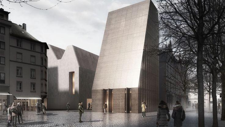Gutenberg-Museum Mainz | DFZ ARCHITEKTEN