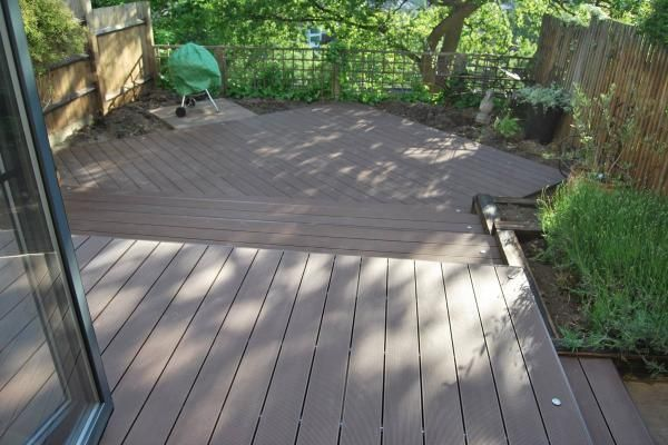 Best Eco Wpc Balcony Decking Images Pinterest
