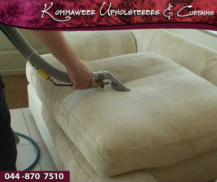 #LifeHack: Before using any upholstery cleaning products, vacuum the sofa or chair first to remove as much surface dirt and dust as possible. Be sure to use the correct attachments to avoid damage to the material – a soft brush attachment is ideal. #KommaweerUpholsterers