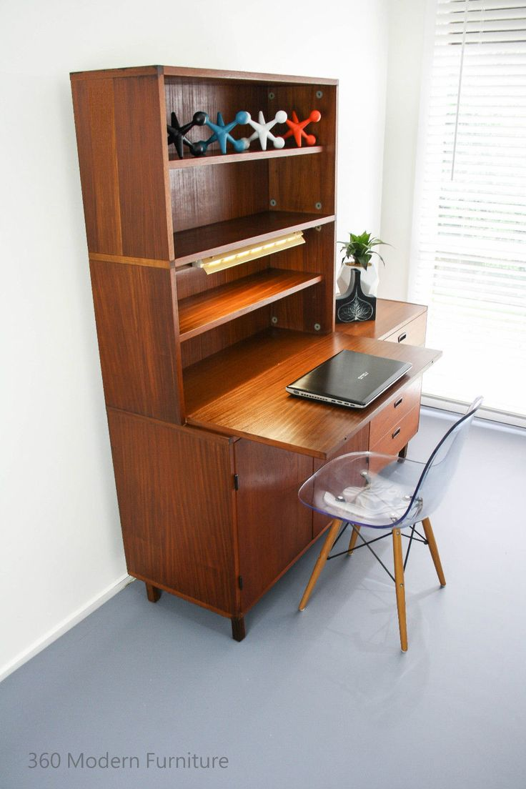 120 Best Mid Century Office Study By 360 Modern Furniture Images On Pinterest Mid Century