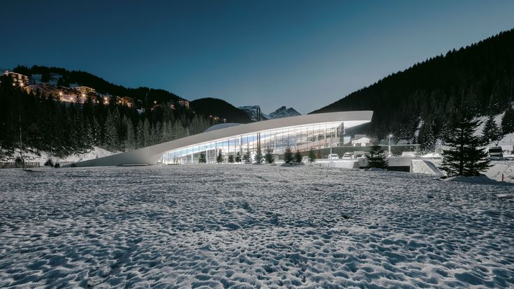 Completed in 2015 in Saint-Bon-Tarentaise, France. Images by Aldo Amoretti. Courchevel, located in the middle of the French Alps, combines several municipalities and spans multiple plateaus of varying altitudes. The new...