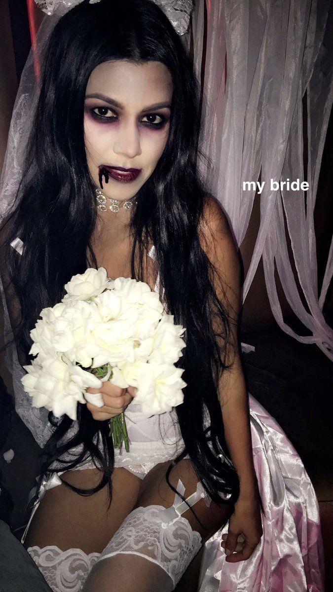 Best 25+ Zombie bride costume ideas on Pinterest | Zombie bride makeup, Halloween bride and ...